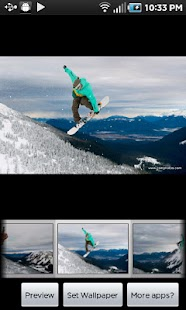 Snowboarders Delight - screenshot thumbnail