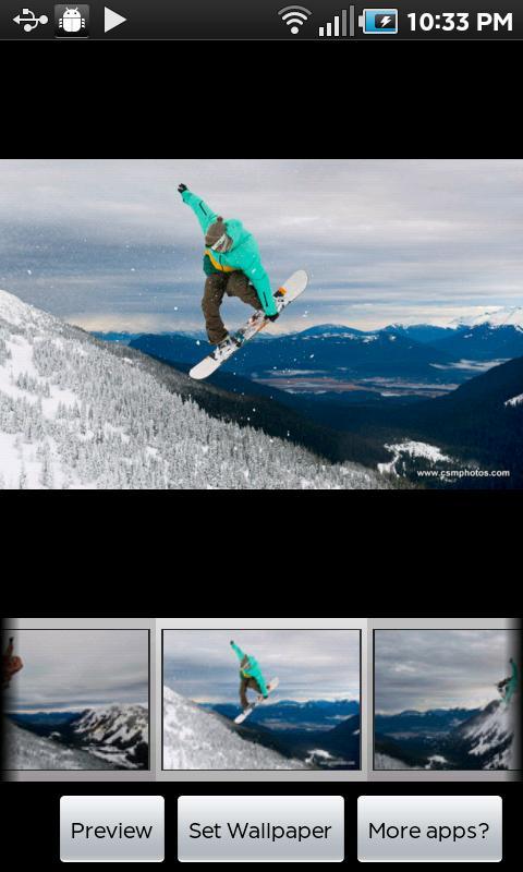Snowboarders Delight - screenshot