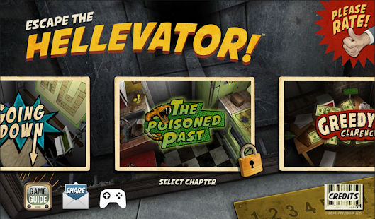 Escape the Hellevator! Screenshot 13