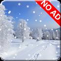 Winter Snow LWP  HD (NO AD) icon