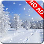 Winter Snow LWP  HD (NO AD)