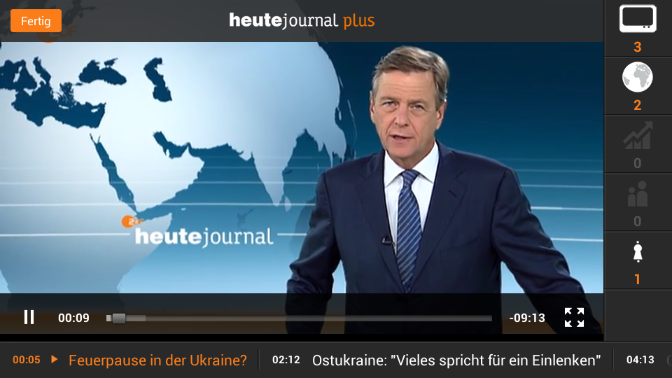 ZDFheute – Screenshot