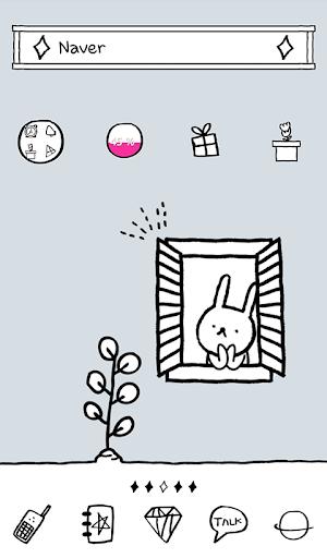 rabbit window dodol theme