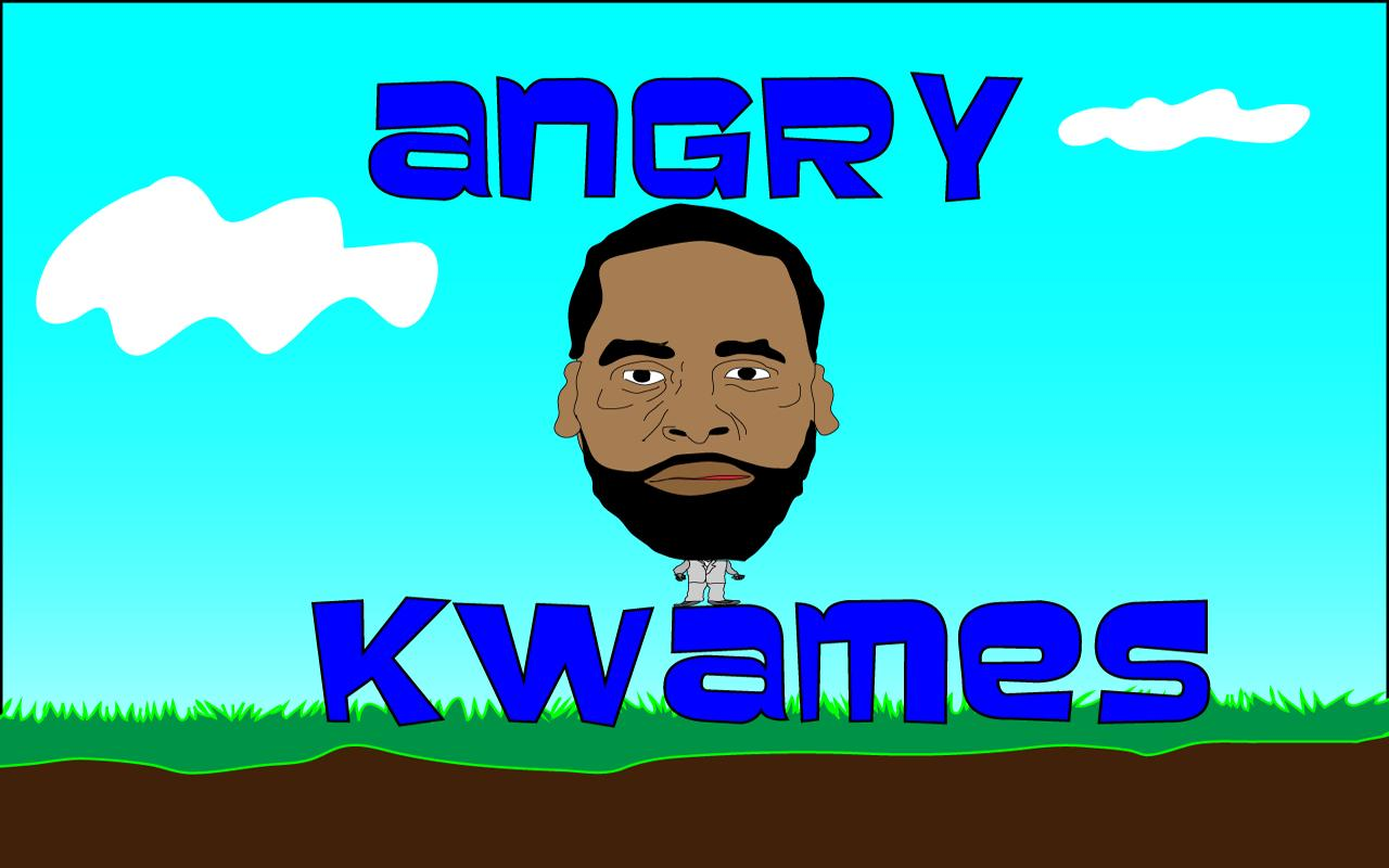 Angry Kwames - screenshot