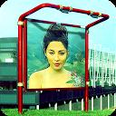 Hoarding Frame mobile app icon