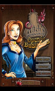 Witch's Workshop: Open for Biz - screenshot thumbnail