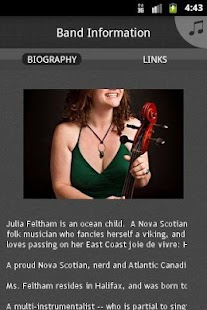 Julia M. Feltham - screenshot thumbnail