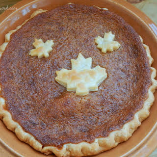 Canadian Maple Syrup Dessert Recipes.