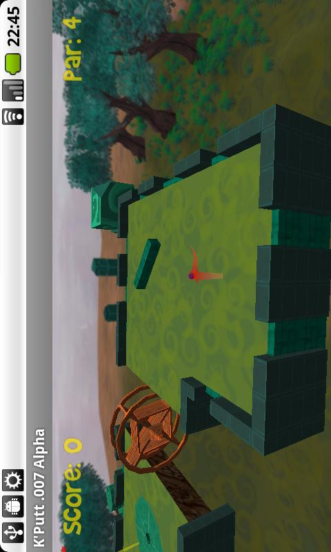 K'Putt Beta- screenshot