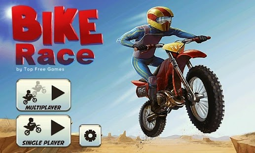 Bike Race Pro by T. F. Games - screenshot thumbnail