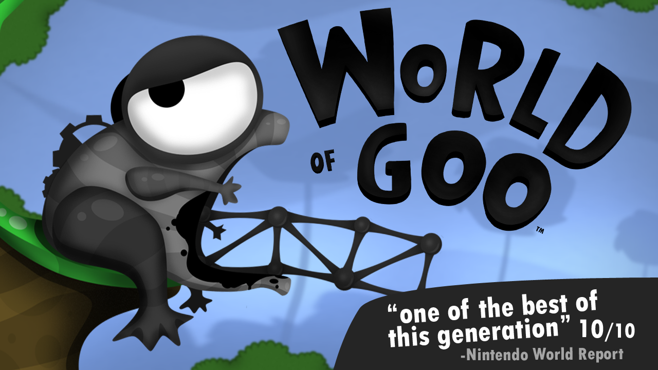 World of Goo – zrzut ekranu