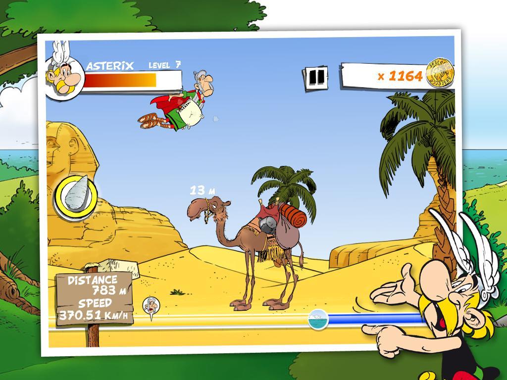 Asterix Megaslap screenshot #8