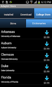 Auburn Keyboard screenshot 2