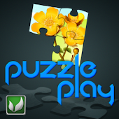 Puzzle Play Flowers
