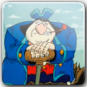 "Cartoon ""Treasure Island"" icon"