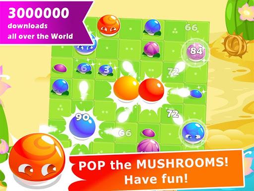 Fireflies: Mushroom Blast