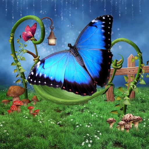 Hidden Garden Fantasy LOGO-APP點子