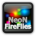 Neon FireFlies Live Wallpaper logo