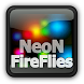 Neon FireFlies Live Wallpaper icon