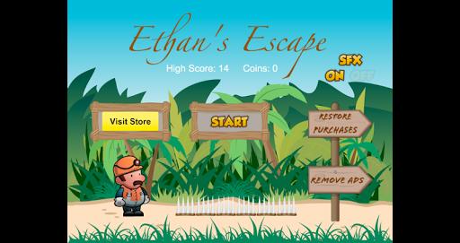 Ethan's Escape