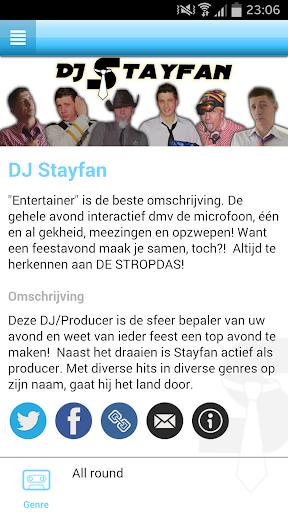 Dj Stayfan App