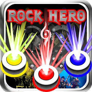 Be a Rock Hero – 9 Lagrimas for PC and MAC
