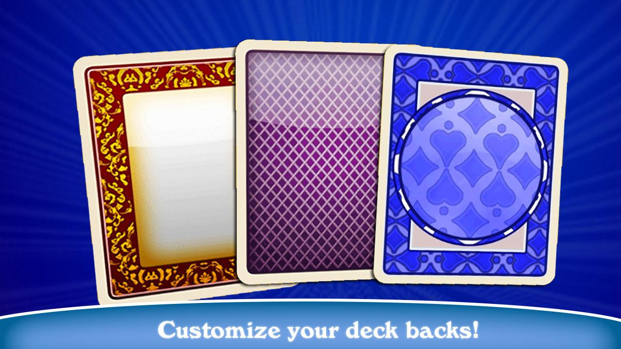 Hardwood Euchre - screenshot