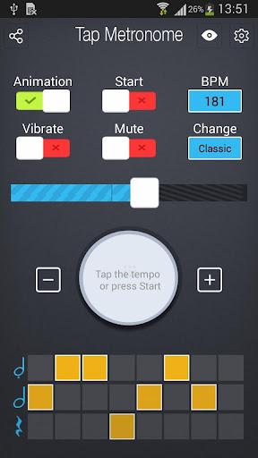 節拍器 Tap Metronome