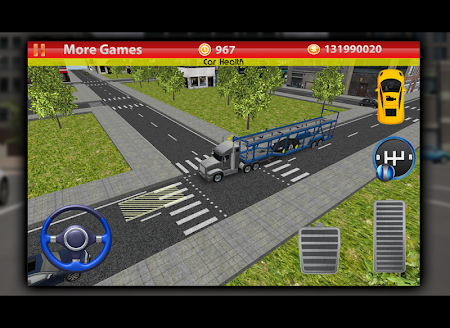 Cargo Transport Driver 3D 1.1 screenshot 15836