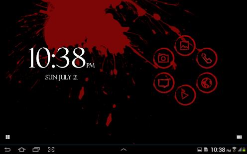 SL Theme Blood