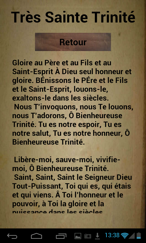 Pri 232 Res Magiques Catholiques Android Apps On Google Play