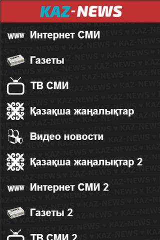 Kaz-News of Kazakhstan