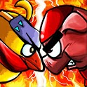 Ninja Chicken 2: Shoot'em up icon