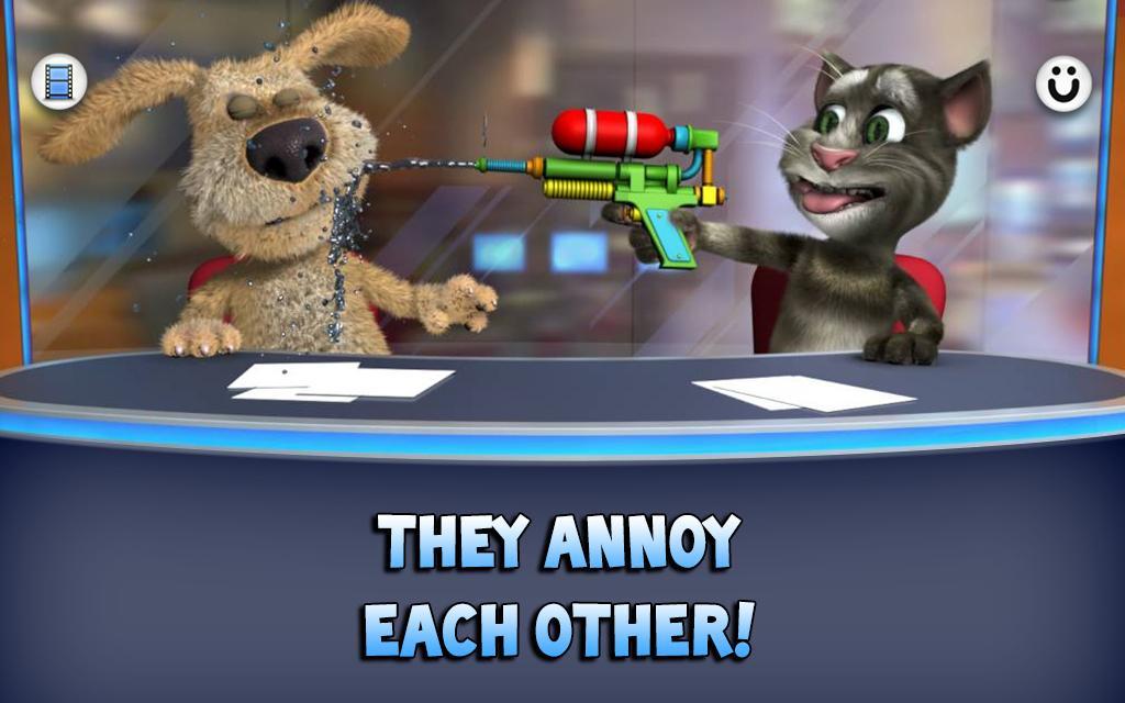 Talking Tom & Ben News - screenshot