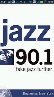 Rochester's Jazz90.1 - screenshot thumbnail
