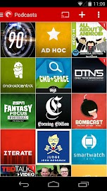 Pocket Casts Screenshot 1