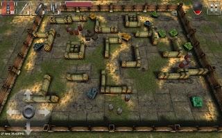 Screenshot of Fields of Glory