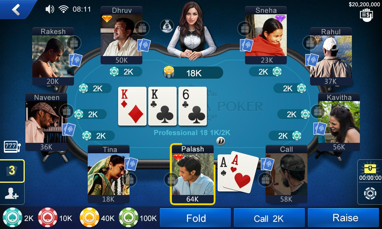 Shahi India Poker- screenshot