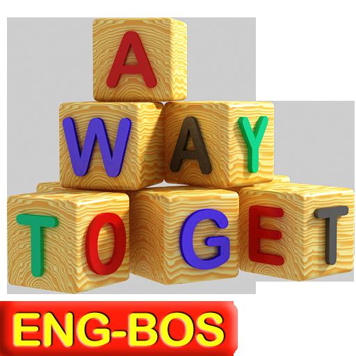 Eng-Bosnian Vocabulary Builder LOGO-APP點子