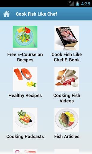 Cook Fish Like Chef