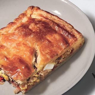Tuna Empanada.