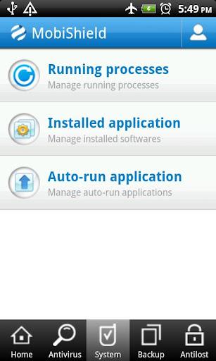 MobiShield Mobile Security v3.1.3