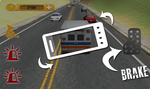 Traffic Racer Ambulance