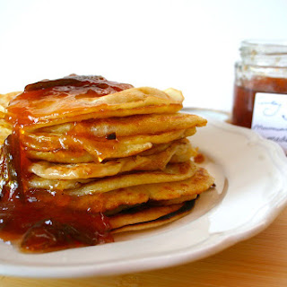 Pancakes and Jam - Breakfast Club #15 Recipe