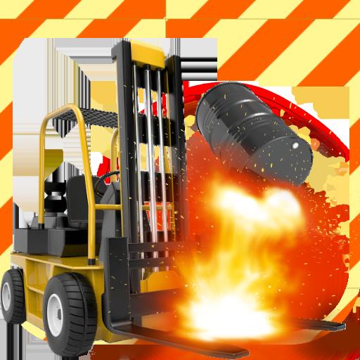 Crash Loader drive chase time: LOGO-APP點子