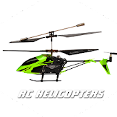 RC Helicopters Wallpaper