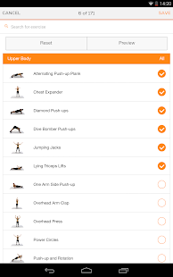 Sworkit Lite Personal Trainer - screenshot thumbnail