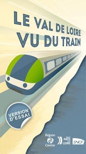 Val de Loire vu du train- screenshot thumbnail