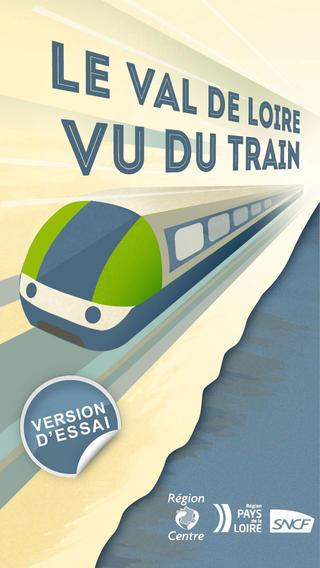 Val de Loire vu du train- screenshot