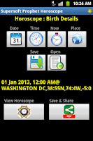 Screenshot of Horoscope Malayalam